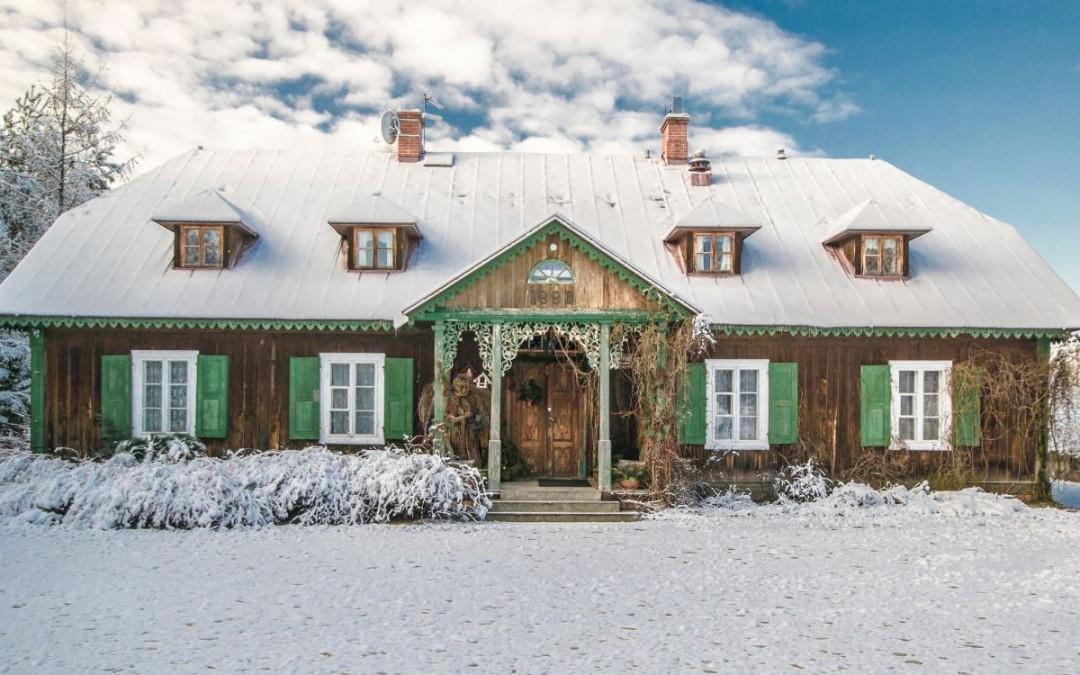 Zimowy weekend w Zaborku