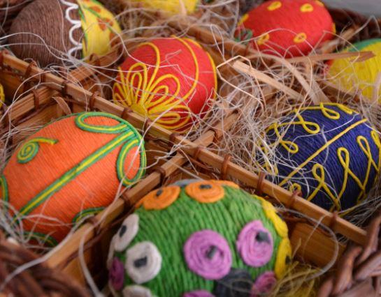 Wielkanocne firmowe jajeczko
