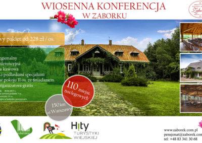Konferencja w Zaborku